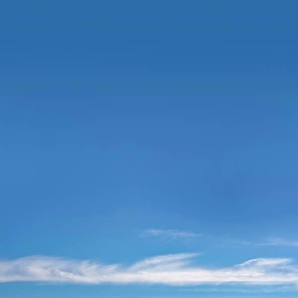 Wide Photograph - Blue Sky by Scott Norris