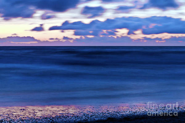 Photograph - Blue Sound Of The Sea by Silva Wischeropp