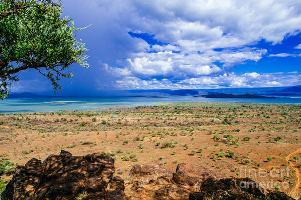 Photograph - Blue Storm Approaching by Jim DeLillo