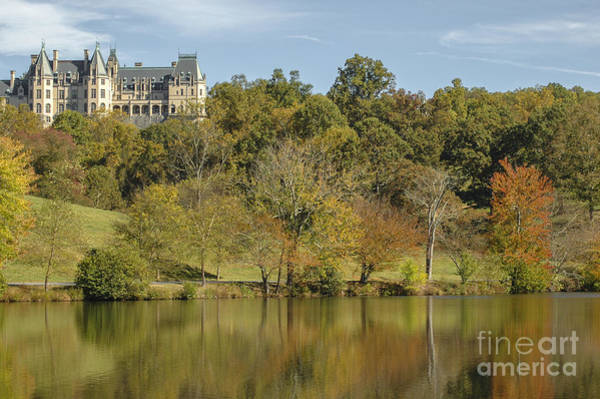 Photograph - Return To The Biltmore Estate by Dale Powell