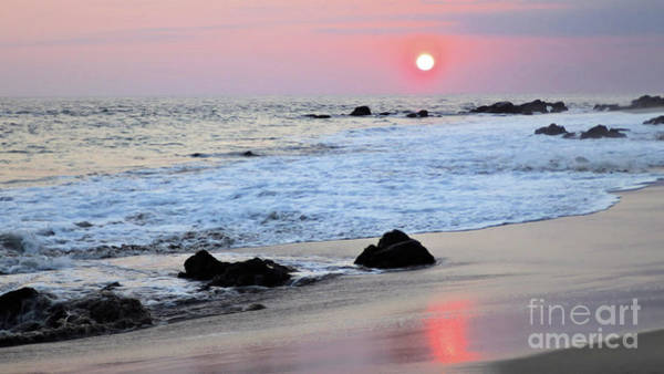 Photograph - Blue Tides by Victor K