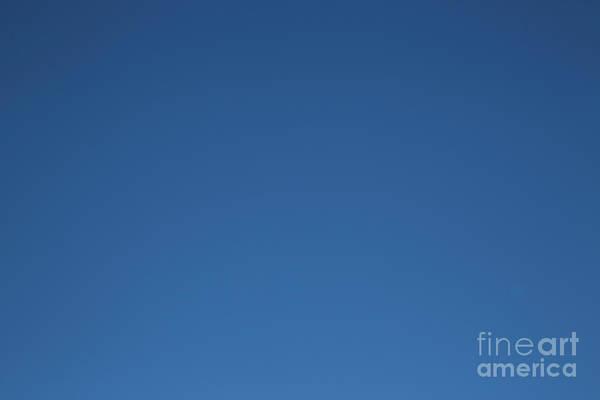 Photograph - Blue Is The Kansas Summer Sky by Jon Burch Photography