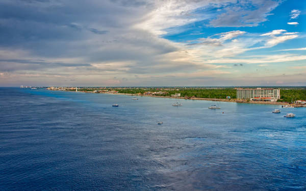 Photograph - Blue Waters by John M Bailey