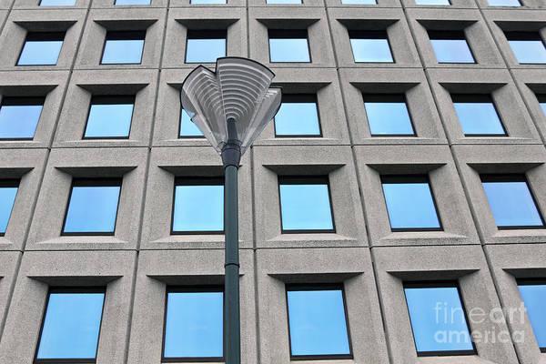 Photograph - Blue Windows by Julia Gavin