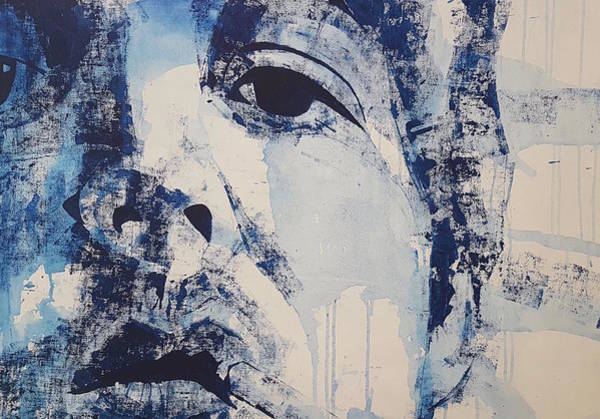 Paul Mccartney Painting - Bluebird - Paul Mccartney by Paul Lovering