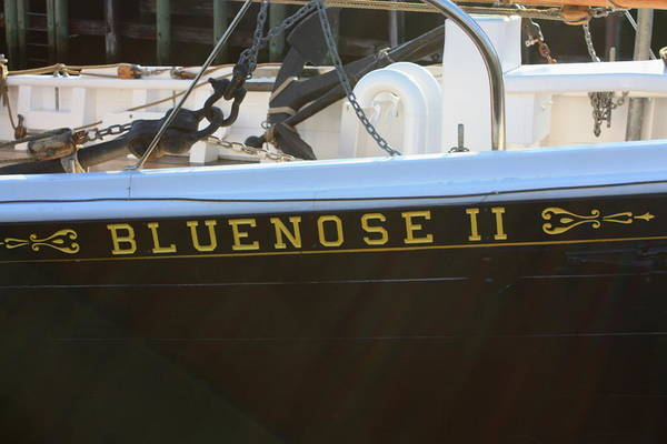 Photograph - Bluenose 11 by David Matthews