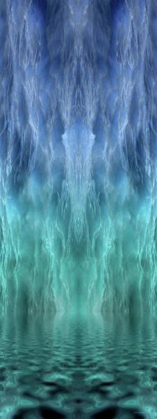 Wall Art - Photograph - Bluepanel 11 by WB Johnston