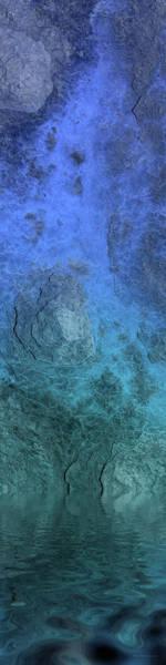 Wall Art - Photograph - Bluepanel 16 by WB Johnston