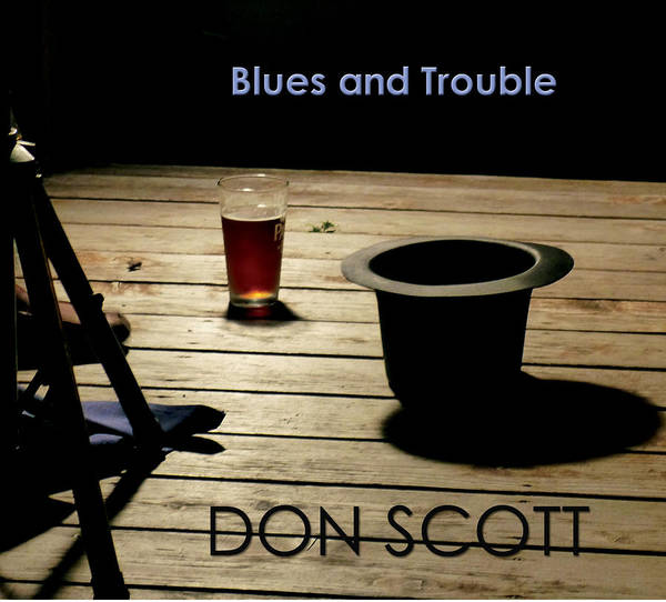 Photograph - Blues And Trouble by Rosanne Licciardi