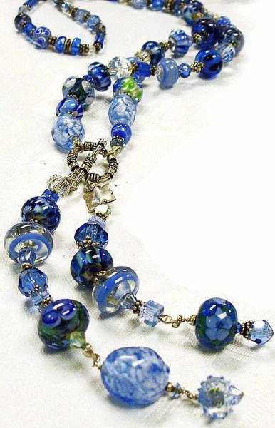 Jewelry - Blues by Barbara Berney