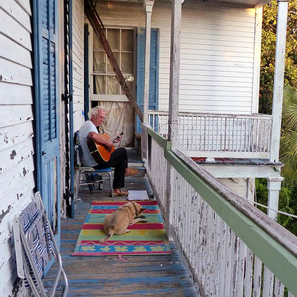 Photograph - Blues In The Marigny  by Rosanne Licciardi