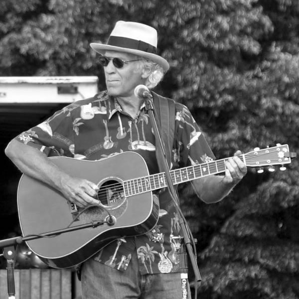 Photograph - Bluesman And His Martin by Rosanne Licciardi