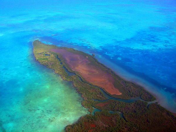 Wall Art - Photograph - Bluewater Islands by Karen Wiles