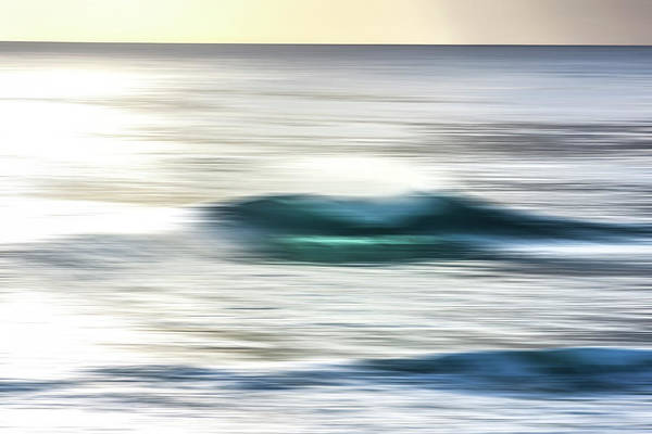 Out Of The Ordinary Photograph - Blurred Beauty by Sean Davey