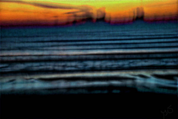 Photograph - Blurred Lines by Gina O'Brien