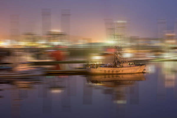 Photograph - Blurred Reality by Jon Glaser