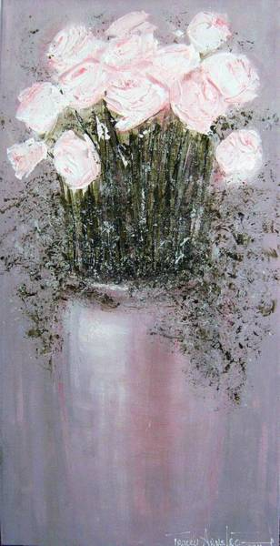 Painting - Blush - Original Artwork by Tracey Armstrong