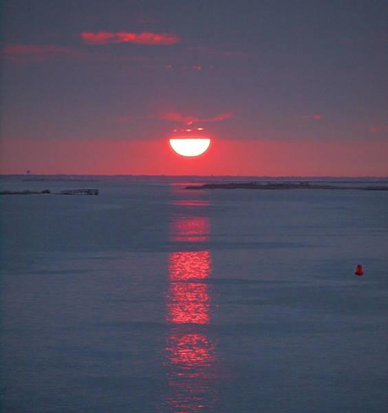 Photograph - Blushing Dawn by Newwwman