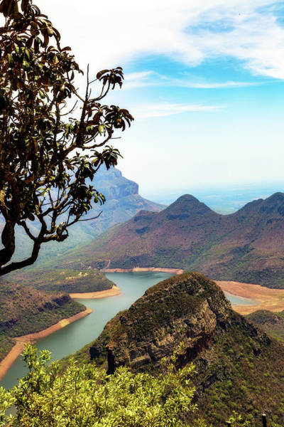 Wall Art - Photograph - Blyde River Canyon - South Africa by Susan Schmitz