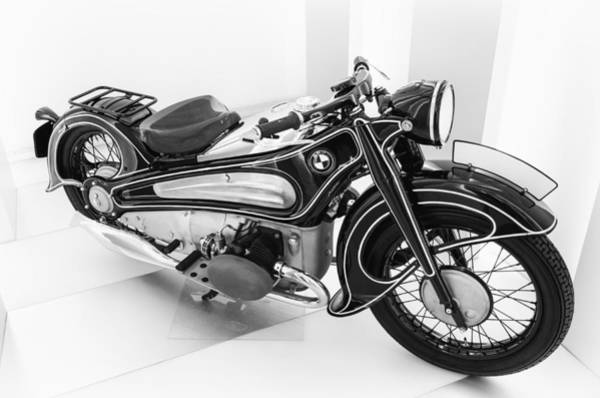 Pleasing Wall Art - Photograph - Bmw R7 1934 Prototype by Pablo Lopez
