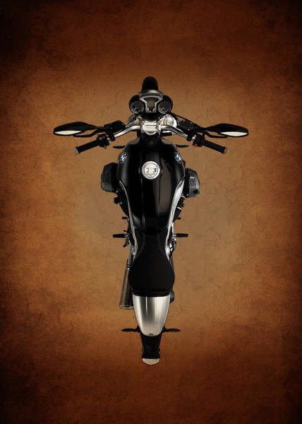 Photograph - The Art Of The German Motorcycle by Mark Rogan