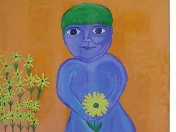 My Son Painting - Bo by Jodi Drinkwater