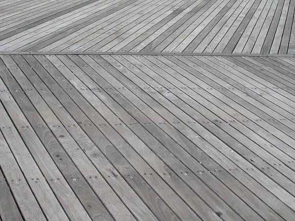 Photograph - Boardwalk by Frank Romeo