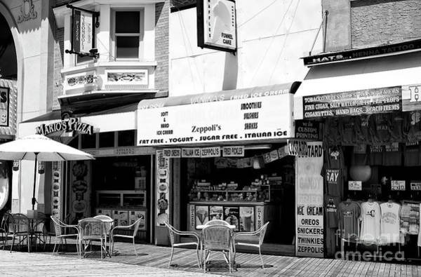Photograph - Boardwalk Ice Cream by John Rizzuto