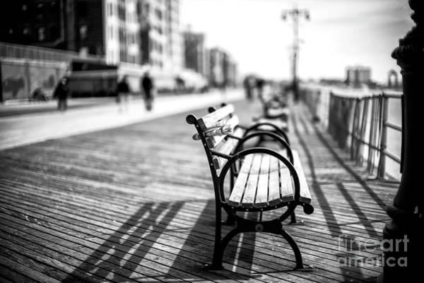 Photograph - Boardwalk Light by John Rizzuto