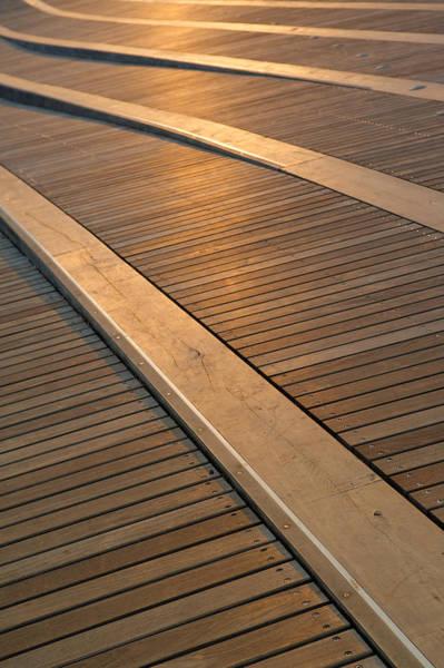 Photograph - Boardwalk by Sebastian Musial