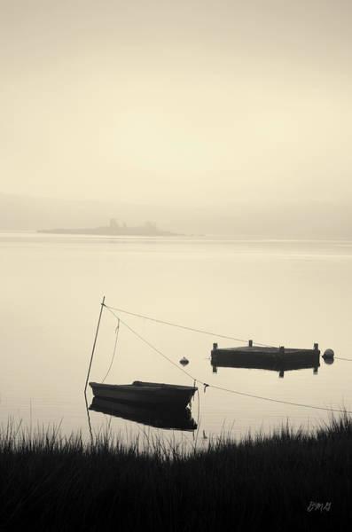 Photograph - Boat And Dock Taunton River by David Gordon