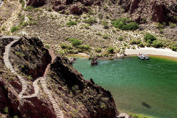 Photograph - Boat Beach On The Colorado River by Pete Hendley