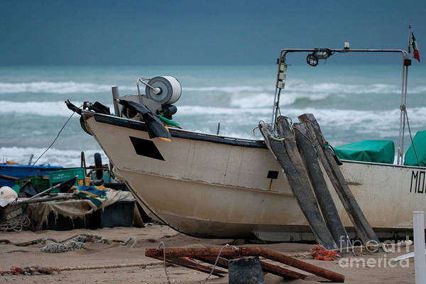 Photograph - Boat by Bruno Spagnolo
