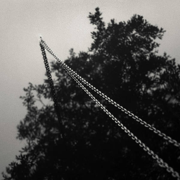 Photograph - Boat Chain by Dave Bowman