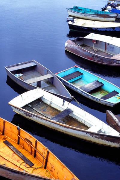 Photograph - Boat Dock Camp Ellis by Thomas R Fletcher