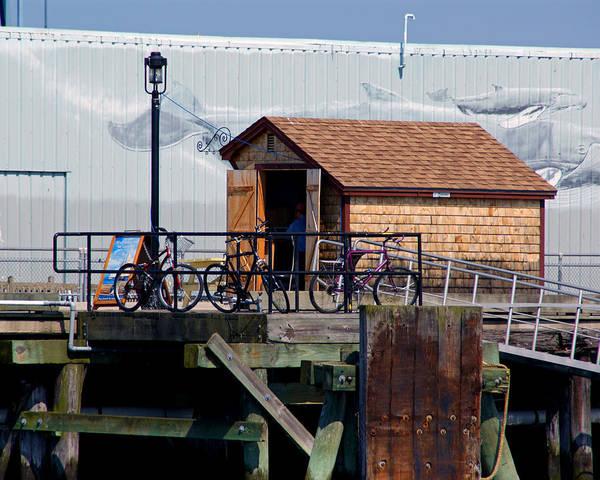 Photograph - Boat Dock by Lynda Lehmann