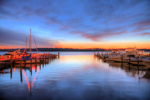 King Harbor Photograph - Boat Drinks by JC Findley