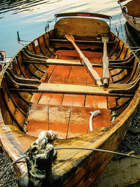 Wall Art - Photograph - Boat by Elijah Knight