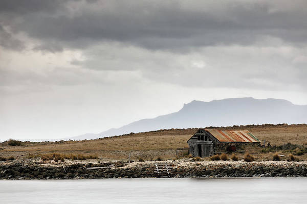 Photograph - Boat House by Nicholas Blackwell