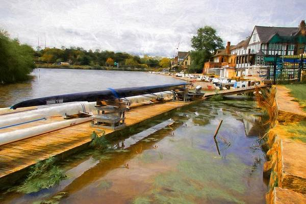 Photograph - Boat Is Ready by Alice Gipson