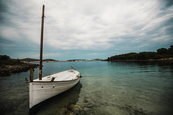 Photograph - Boat Iv by Gemma Silvestre