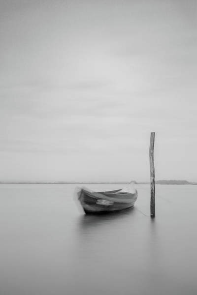 Photograph - Boat On A Stick by Bruno Rosa