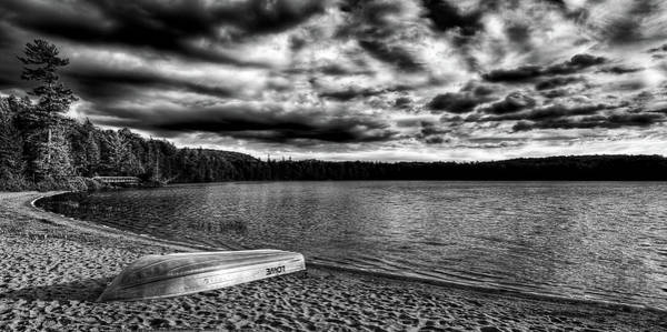 Photograph - Boat On The Beach by David Patterson