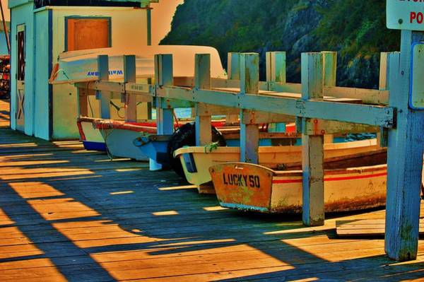 Trinidad Wall Art - Photograph - Boat Ride by Helen Carson