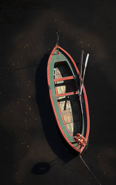 Riachuelo Photograph - Boat by Silvia Bruno