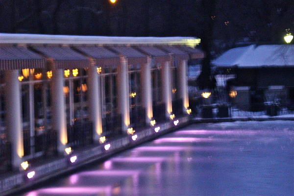 Photograph - Boathouse - Central Park Nyc by Felix Zapata
