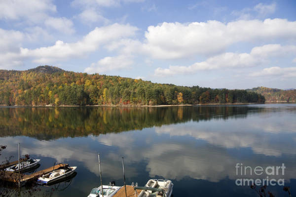 Photograph - Boating In The Mountains by Jill Lang
