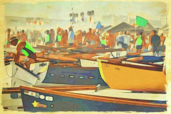 Photograph - Boats And More by Alice Gipson