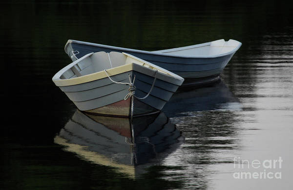 Kennebunkport Maine Photograph - Boats by Cynthia Berg