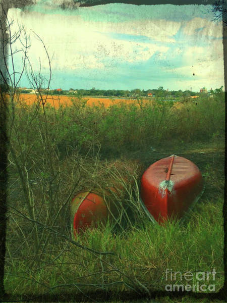 Wall Art - Photograph - Boats by Elizabeth Hoskinson